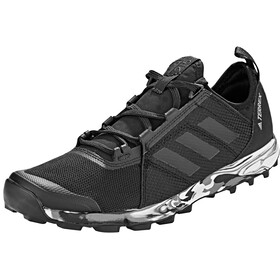 ratón o rata Grave pestillo  adidas TERREX Agravic Speed Shoes Women core black/core black/ash grey at  bikester.co.uk